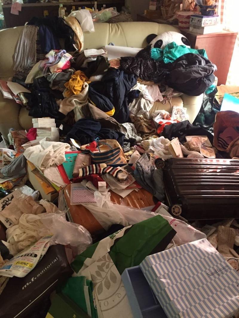 ゴミ屋敷の片付け 広島