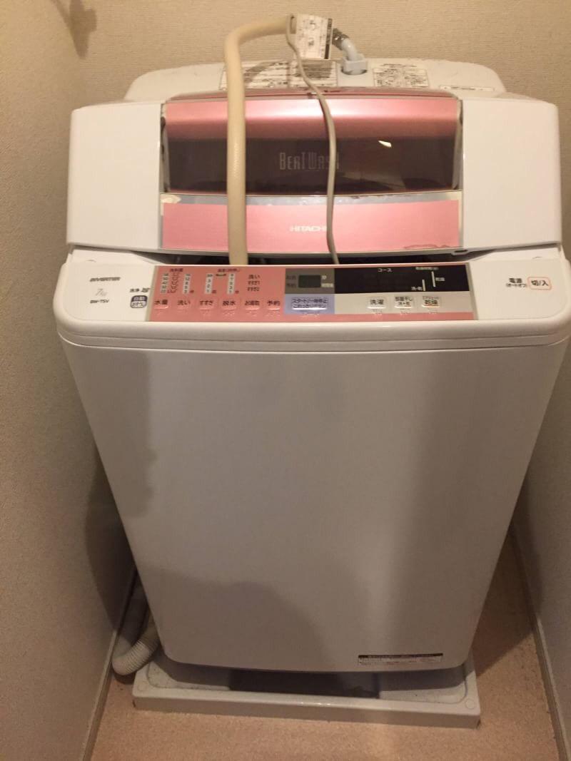 広島市内 洗濯機買取の依頼