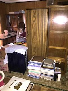 広島市南区で書斎一部屋丸ごとお片付け