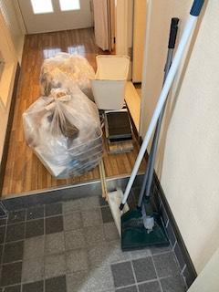 広島市安佐南区で引っ越しで出た少量の不用品回収