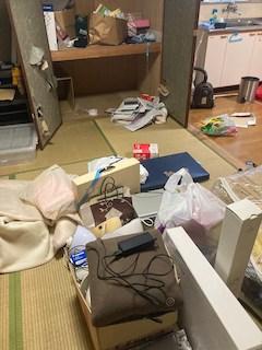 広島市安佐南区でこまごました不用品の回収
